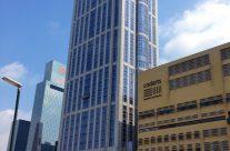 Büro- und Hotelgebäude